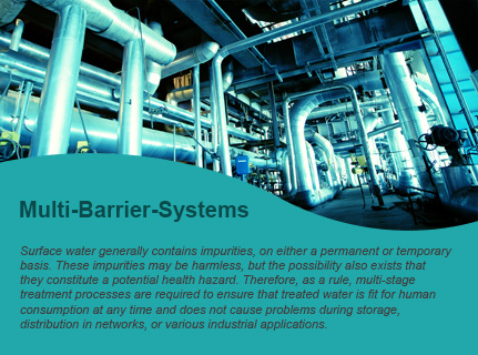 Multi-Barrier-Systems